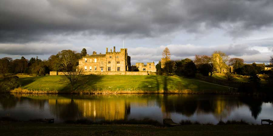 Ripley-Castle-evening-landscape