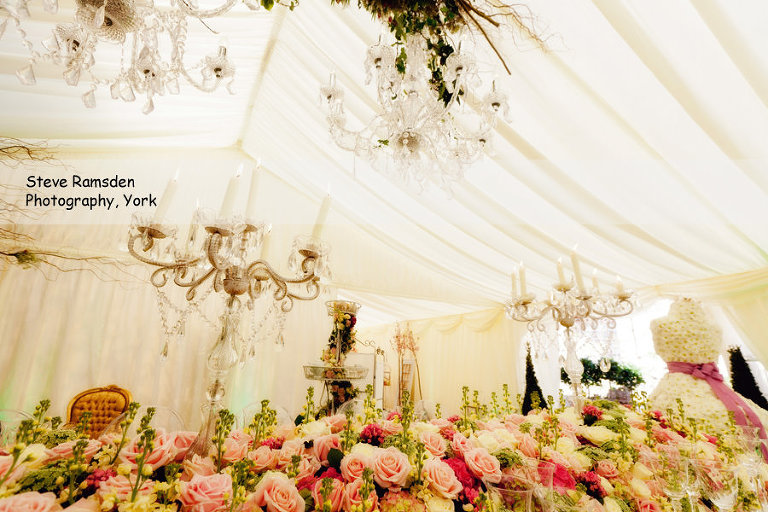 fresh flowers, bride, Horti Couture