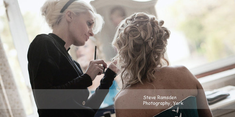 bride, make up