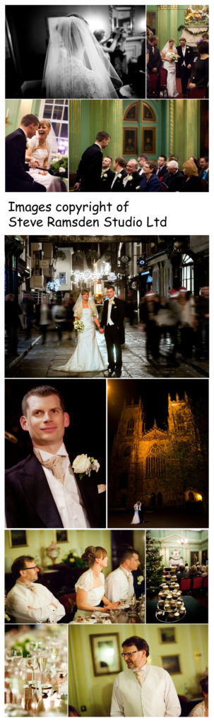 winter, weddings, York, The Mansion House