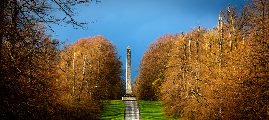 Obelisk at Castle Howard
