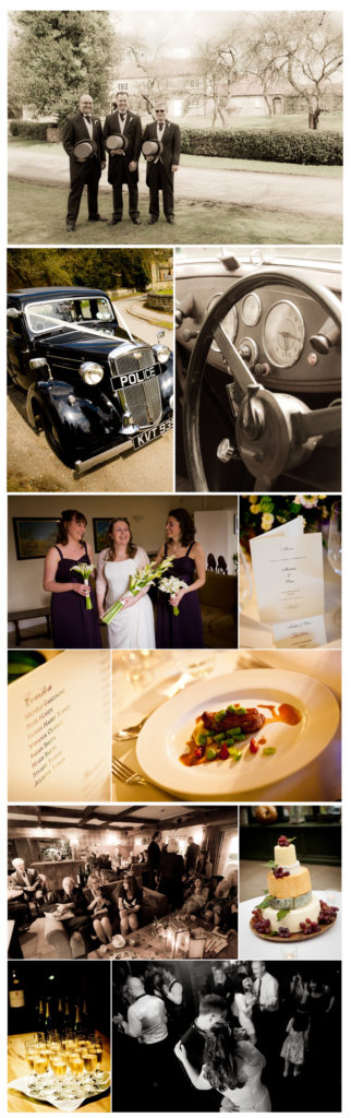 Pheasant Hotel Harome Wedding Photography