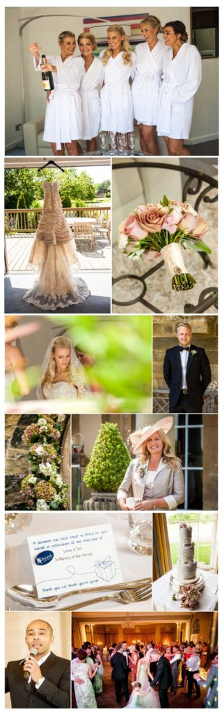 Rudding Park wedding photos