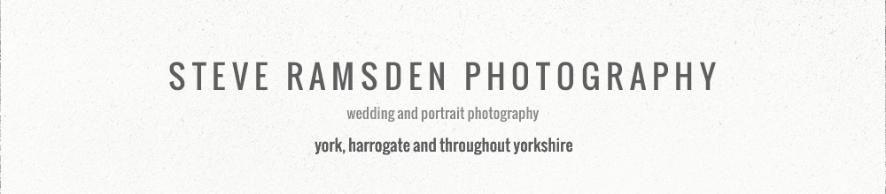Yorkshire Wedding and Portrait Photographers logo